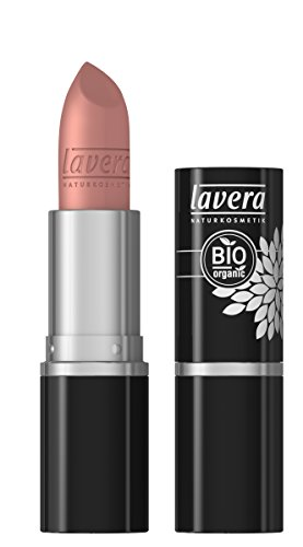 lavera Lippenstift Beautiful Lips Colour Intense ∙ Farbe Tender Taupe ∙ zart & cremig ∙...