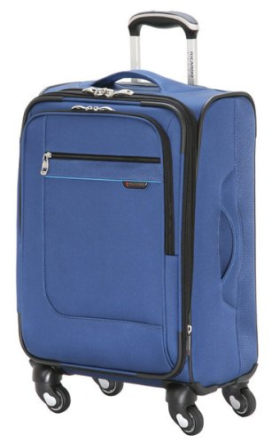 Ricardo Beverly Hills Luggage Sausalito Superlight 2.0 20-Inch 4W Expandable Spinner Carry-On,...