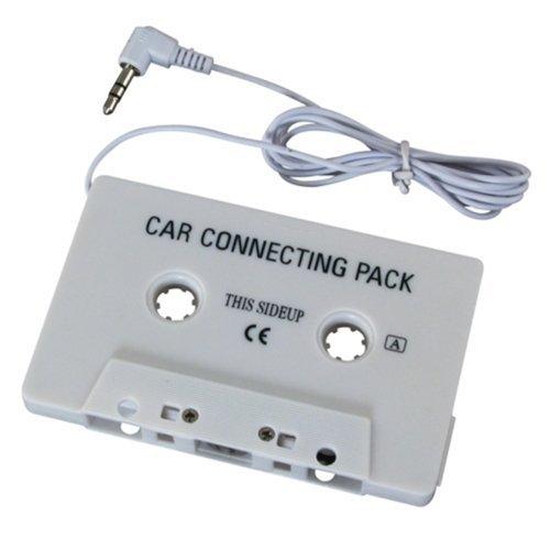 Luxtronic CD/MP3/MD Cassette Adaptor