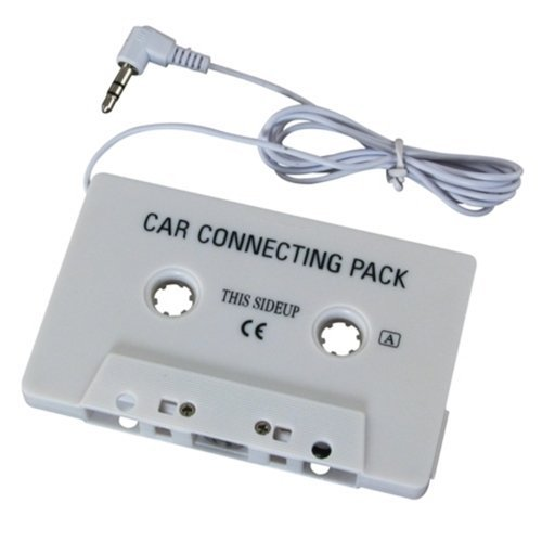 CD/MP3/MD Cassette Adaptor