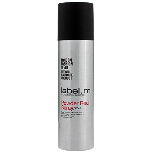 Label M Complete Powder Spray pour Femme Red 150 ml