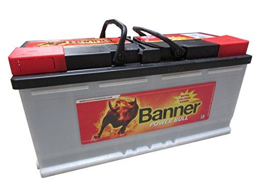Banner Powerbull PRO Starterbatterie 12V, 110Ah, 850 A (EN), P11040