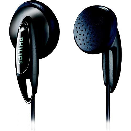Cuffie auricolari In Ears Philips SHE1350/00 Cuffie auricolari In Ear (suono potente, aperture Bass Beat, cavo da 1 m, aperte) nero