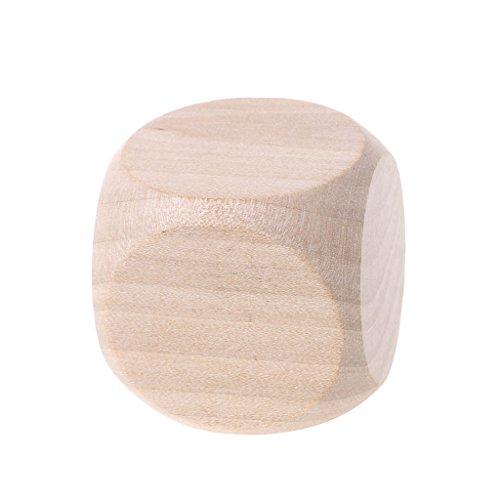 N\A - Standard Wüfel in Holzfarbe, Größe M
