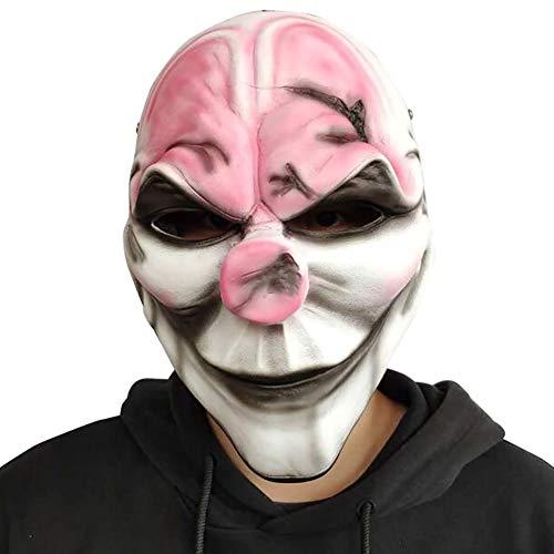 Verhaal van het leven High-Grade Hars Masker Halloween Collector's Versie Masquerade Party Bar Layout Props Film Oogst Dag Predator Masker