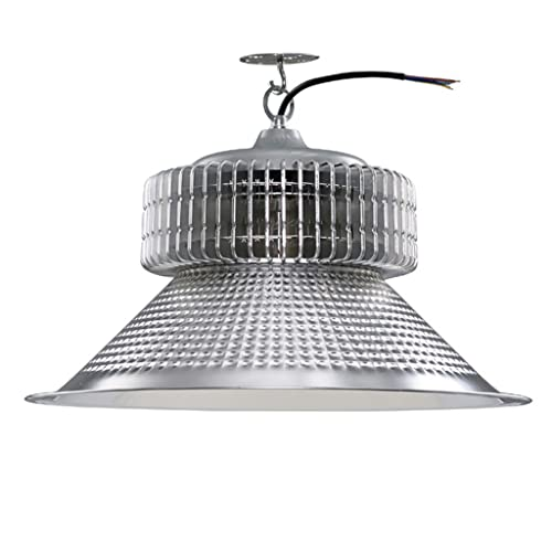 JDKC- Paquete de 4 Luz LED Ultradelgada de Gran Altura, 6500K Blanco Frio Luz Industrial Superbrillante para Garaje, Fábrica, Almacén, Taller, Luz de Área (Color : 300W)