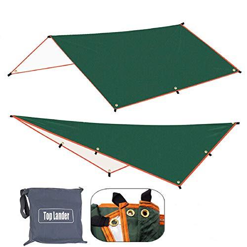 Vela De Sombra 3x4m Sun Shelter Toldo Impermeable Tienda De Lona Toldo De Jardín Ultraligero Camping Al Aire Libre Hamaca Playa
