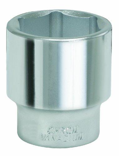"""KS Tools 911.3435 Vaso hexagonal Classic, corto (tamaño: 35 mm, 3/4\""""), 35mm"""