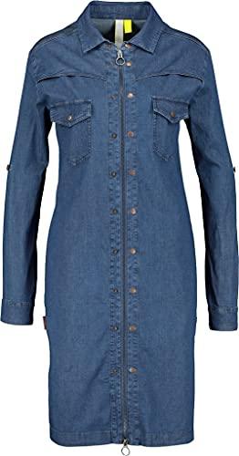 ALIFE and Kickin JudyAK Dress Damen Jeanskleid