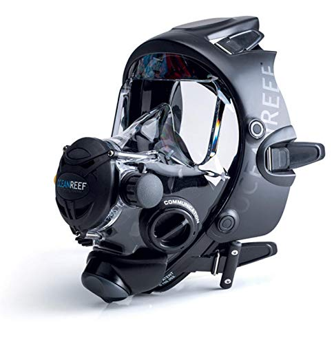 Ocean Reef Space Extender Integrated Dive Mask