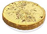 Andy Anand Sugar Free Almond Cheesecake 9' Fresh Made in Traditional...