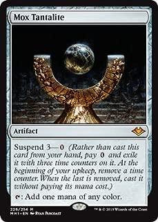 Magic: The Gathering - MOX Tantalite - Foil - Modern Horizons