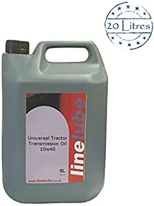 LineLube UTTO Universal Tractor Transmission Oil 10w40 Litres