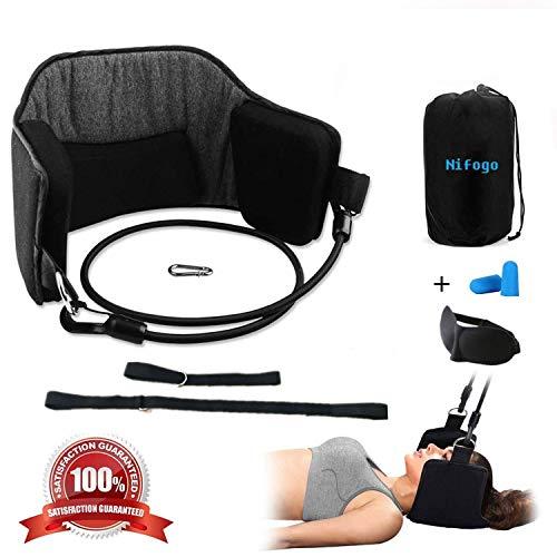 Cuscino gonfiabile del cuscino del cuneo del letto del sollevatore del poggiagambe rivestimento di superficie di velluto per il sollievo dal dolore post-operatorio per il viaggio di viaggio di sonno