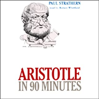 Aristotle in 90 Minutes audiobook cover art