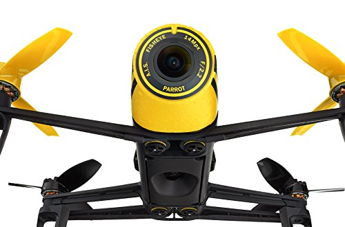 Parrot Bebop Drohne gelb