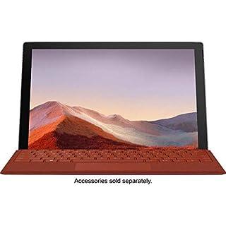 "Microsoft VDH-00001 New Surface Pro 7 - 12.3"" Touch-Screen - Intel Core i3 - 4GB RAM - 128GB SSD (Latest model) - Platinum (B07ZF69HXV) | Amazon price tracker / tracking, Amazon price history charts, Amazon price watches, Amazon price drop alerts"