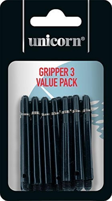 Unicorn Gripper 3 zweifarbig Dartpfeil Stiele Pack Pack Pack 5 x Set weiß kurz DUTZEND B07B5XJ4QG  Sehr praktisch b60da3