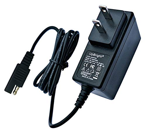 UpBright AC/DC Adapter Compatible with 6V KT1227WM Pacific Cycle Disney Princess Minnie Mouse Power KT1192 KT1200WM KT1268WM KT1378WM KT1472 KT1219WM KT1198WM Ride on Toy ATV Quad 6VDC Battery Charger
