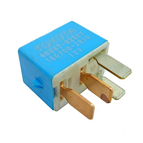 Bosting Air Conditioner Relay for Toyota Lexus Scion 90987-02022 156700-2870 90987-02027 Clutch Relay A/C