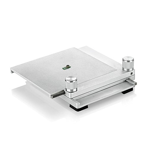 Supereyes X-Y Slide/Gliding Table for Stereo Digital Microscopes| X and Y Axis Travel Sliding Stage Compatible W/Supereyes Models Z007, Z004, Z008| Inspections, Macro/Micro Photography & Examination