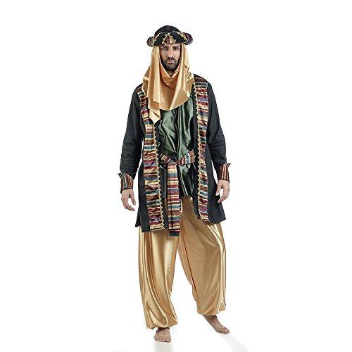 Limit Sport–Kostüm Tuareg Kodek, Größe XL (MA213)
