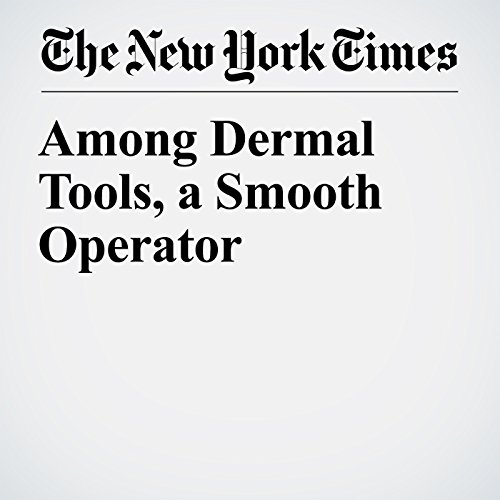 Among Dermal Tools, a Smooth Operator audiobook cover art