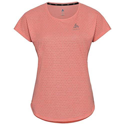 Odlo T-Shirt Millennium à col Rond pour Femme XL Lantana mélangé