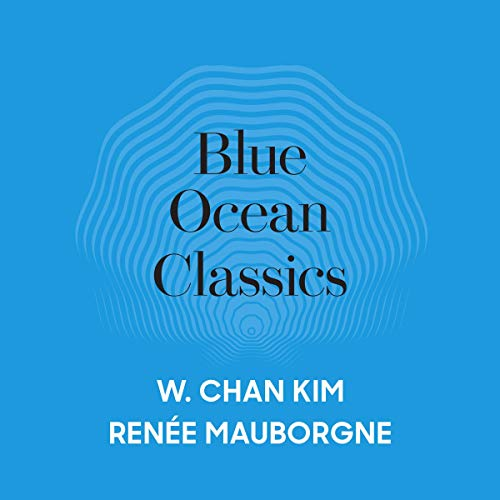 Blue Ocean Classics audiobook cover art