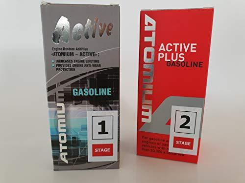 Suprotec Atomium Motorölzusatz Set für Benzinmotoren Additive