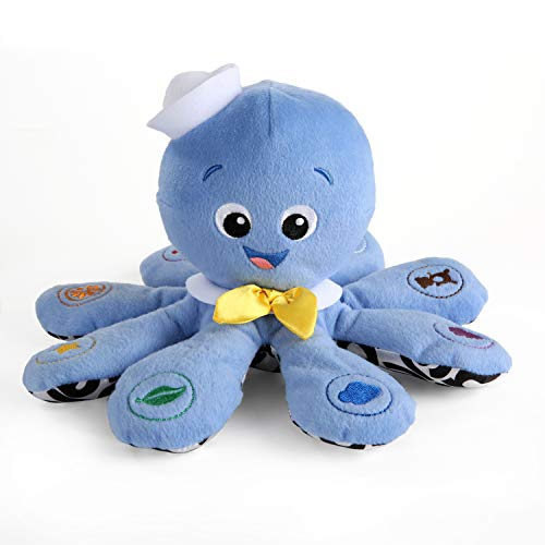 Baby Einstein Octoplush Musical Plush Toy, Ages 3 months +