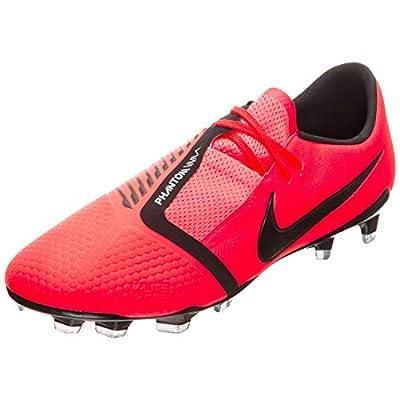 Nike Men's Phantom Venom Pro FG Soccer Cleat (7 M US, Bright Crimson/Black)