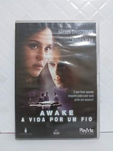 Awake - A Vida Por Um Fio - Dvd