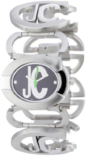 Just Cavalli Eshmay Just Time R7253423525 - Reloj de Mujer de Cuarzo, Correa de Acero Inoxidable Color Plata