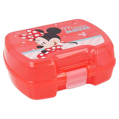 Stor SANDWICHERA Premium Minnie Mouse - Disney - Electric Do