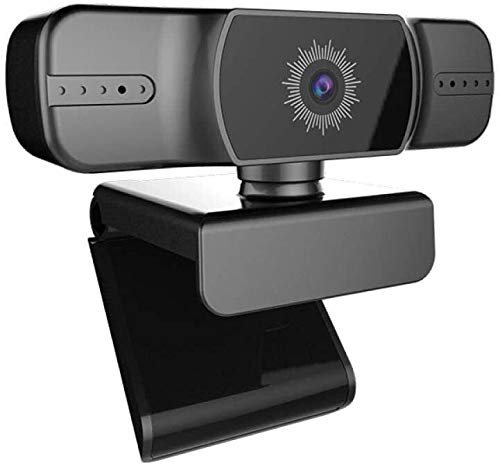 Webcam, Hd Web Camera USB Drive-Free Ingebouwde Dubbele Microfoon Video Chat Autofocus For Live Class Conference Video Camera
