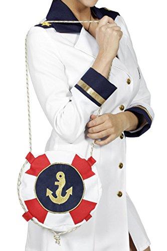 Matrosin Tasche Matrose Navy Umhängetasche Anker Marine Meer Marinetasche See