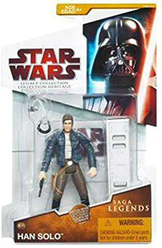 Han Solo Saga Legends SL16 Legacy Collection Star Wars Action Figure by Hasbro