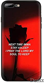Inspired by Deadroses Blackbear Phone Case Compatible With Iphone 7 XR 6s Plus 6 X 8 9 11 Cases XS Max Clear Iphones Cases TPU- Xr- Rip- Women- Kids- Kids- 4000266850680