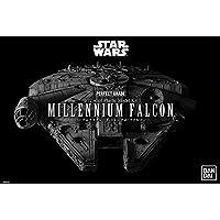 Revell- Millennium Bandai Star Wars 1206, Millenium Falcon Grade'', Kit Modelo, Escala 1:72, Multicolor, 48.2cm (01206)