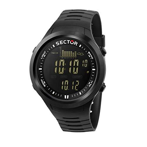 Sector No Limits Reloj Hombre, Colección EX-30, Digital, Multifonción, en Plástico ABS, Poliuretano - R3251542001