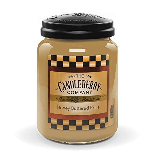 Honey Buttered Rolls 26oz. Jar