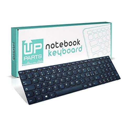 UP PARTS® UP-KBL440 Tastatur für Lenovo THINKPAD T440 T450 T460 T440P T440S T450S L460 mit Hintergr&beleuchtung