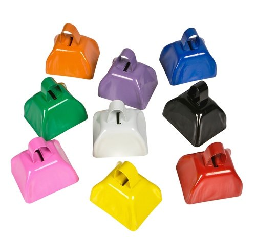 Buy 3 inches Metal Cowbells, Case of 72