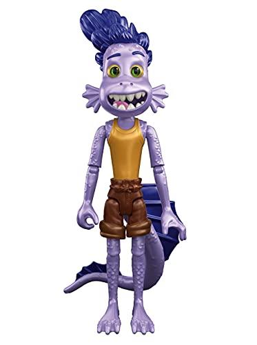 Disney Pixar Luca, Alberto Criatura Marina, Figura de acción para niños de 3...