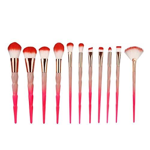WNNZJHL Pinceaux cosmétiques Make Up Foundation Eyeliner Blush