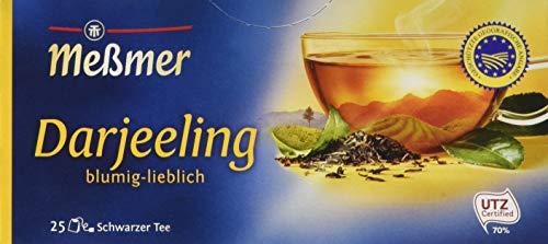 Meßmer Darjeeling 25 Teebeutel, 43,75 g