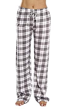 Just Love Women Pajama Pants Sleepwear 6324-GRY-10018-M