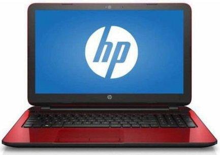 "HP 15.6"" HD Laptop Computer, Intel Pentium Quad-Core N3540 Processor up to 2.66GHz, 4GB RAM, 500GB Hard Drive, DVDRW, Webcam, HDMI, RJ45, WIFI, Windows 10 Home, Flyer Red (Certified Refurbished)"