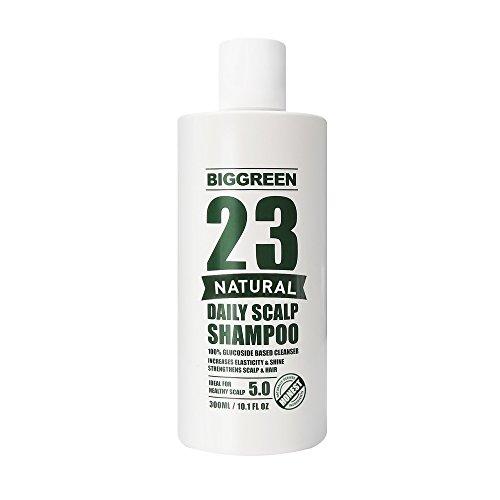 Product Image of the BIGGREEN 23 Natural Daily Scalp Shampoo - Big Green All-Natural Shampoo -...
